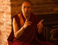 US tour 2014  -Chico CA - Rinpoche teaching - 2