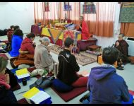 2015-Prayers During Ngondro Retreat-2